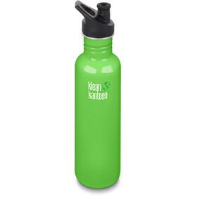 Klean Kanteen Classic - Recipientes para bebidas - Sport Cap 800ml verde